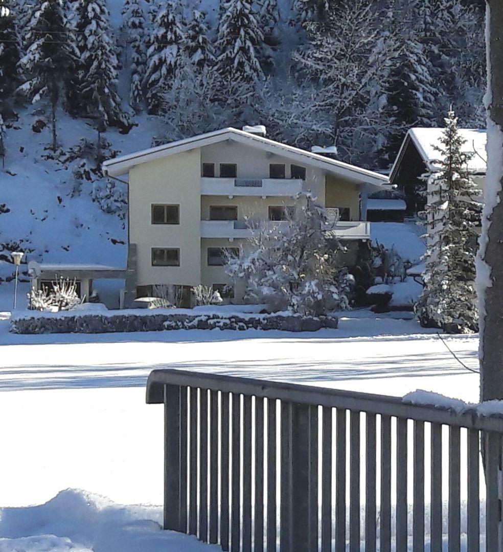 Meer info over Appartement Brugger  bij Wintertrex