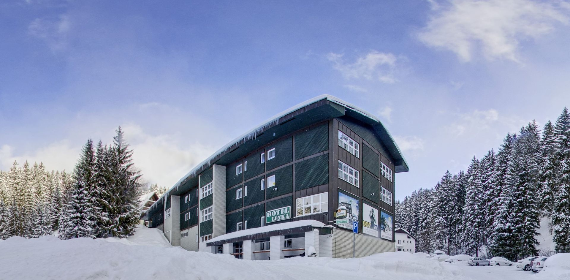 skihotel lenka