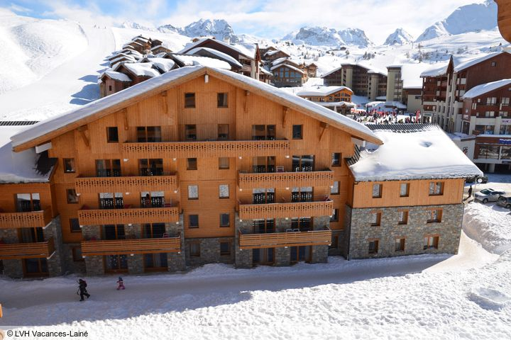 Sun Valley Apartments - Chalet - La Plagne