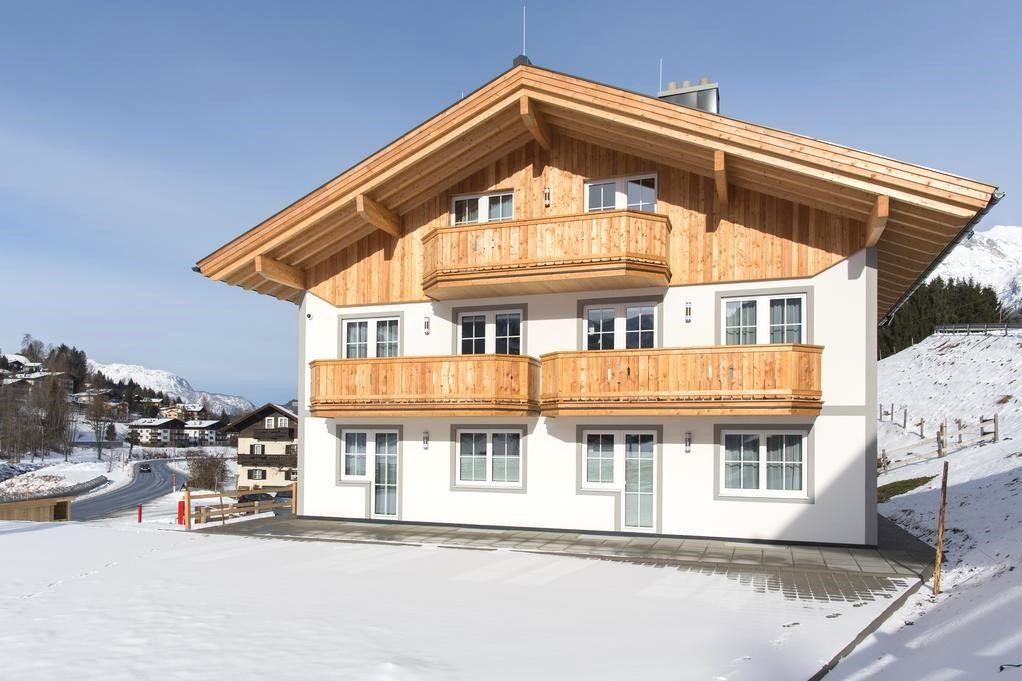 Meer info over Thoraus Lifestyle Appartement  bij Wintertrex