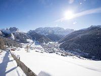 Skigebiet Wolkenstein,