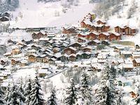 Skigebiet La Plagne,