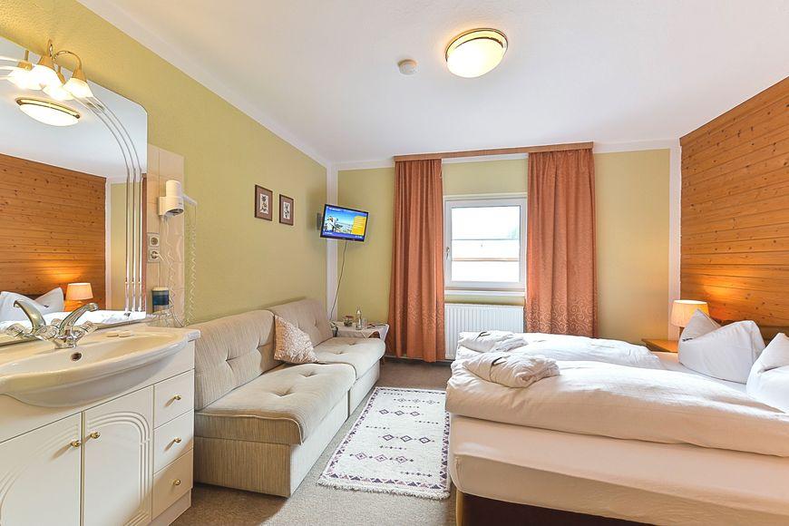 Hotel Alpenhof - Apartment - St. Anton am Arlberg