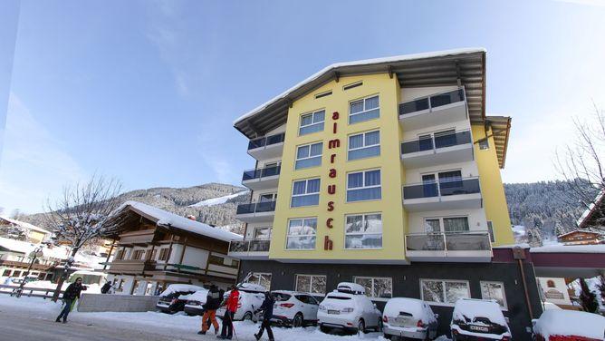 Unterkunft Hotel Almrausch, Hinterglemm,