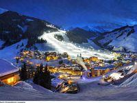 Skigebiet Hinterglemm,