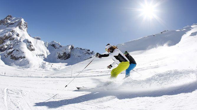 Skireisen Campitello günstig buchen - Ski Reisen billig