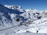 Skigebiet St. Anton,