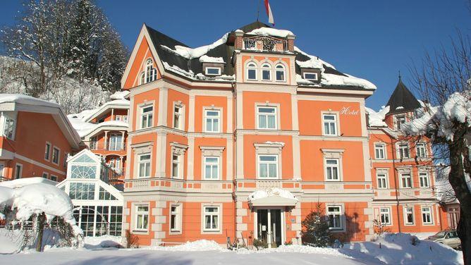 Unterkunft Garten-Spa-Hotel Erika, Kitzbühel,