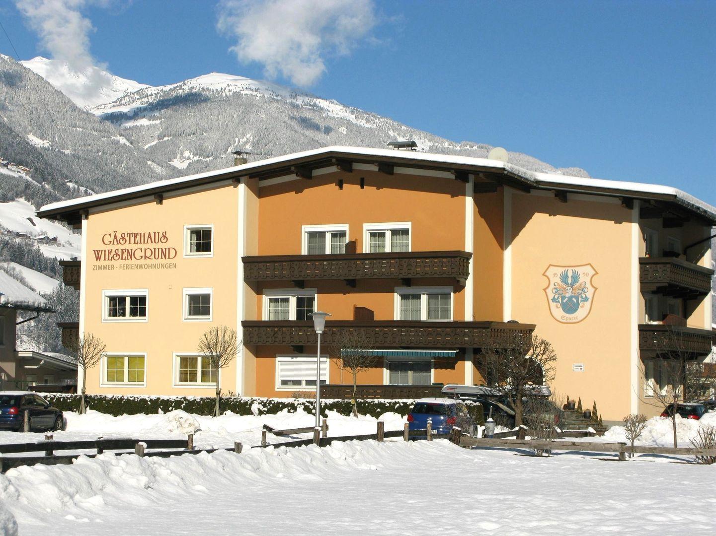 Mayrhofen - Gastehaus Wiesengrund