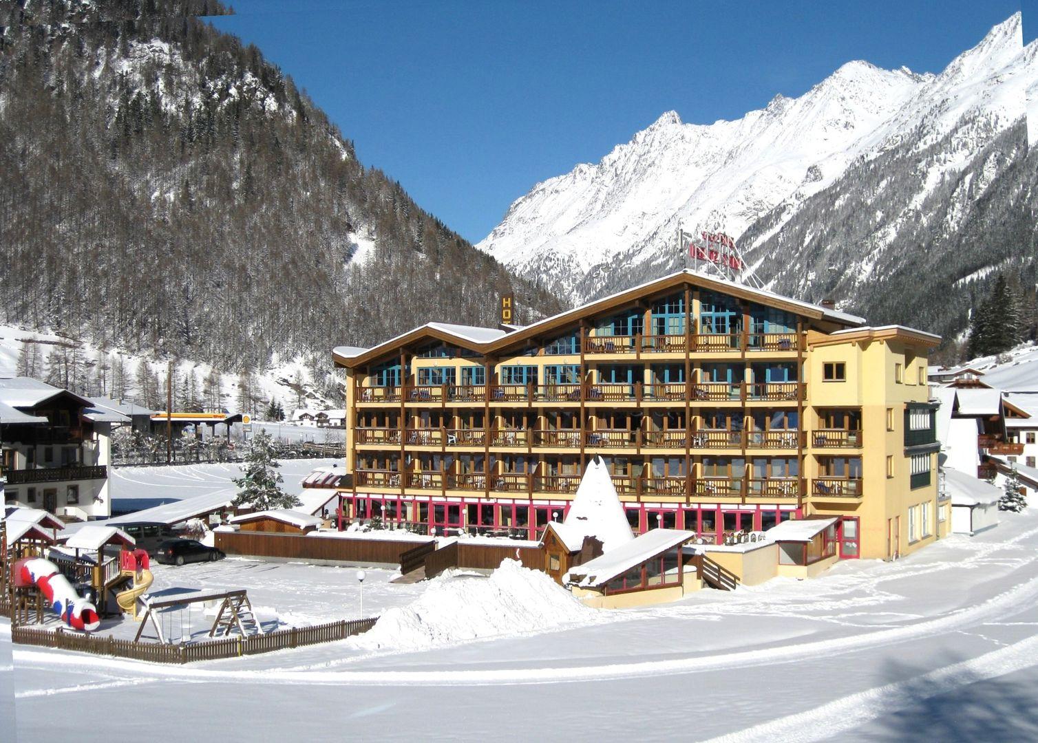 Meer info over Hotel Sunny  bij Wintertrex
