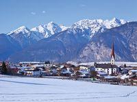 Skigebiet Axams,