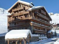 Tignes Skigebiet