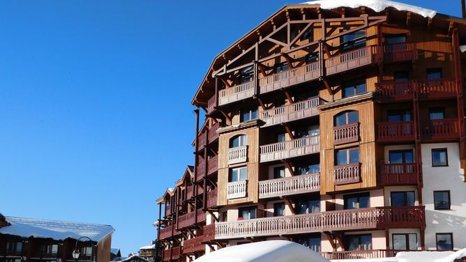 Unterkunft Résidence Village Montana, Tignes,