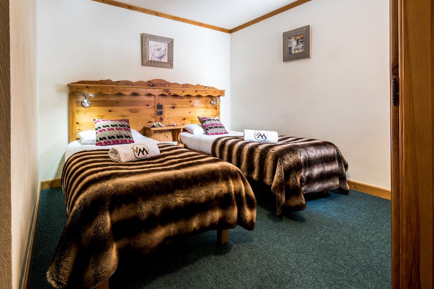 Village Montana - Apartment - Val Thorens