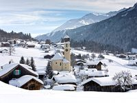 Skigebiet Dalaas am Arlberg