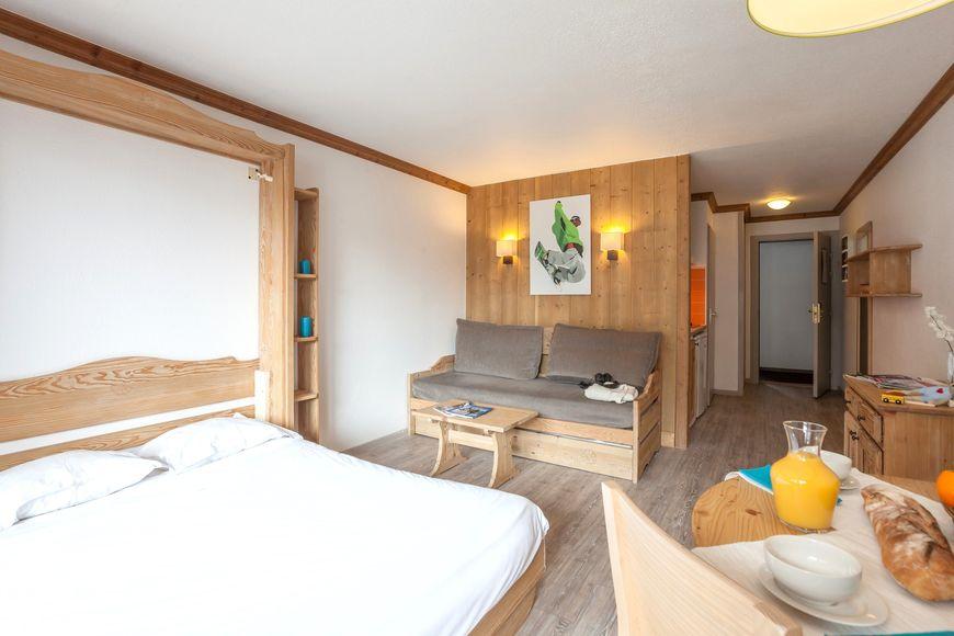 Pierre & Vacances Les Chalets de Solaise - Apartment - Val d'Isère