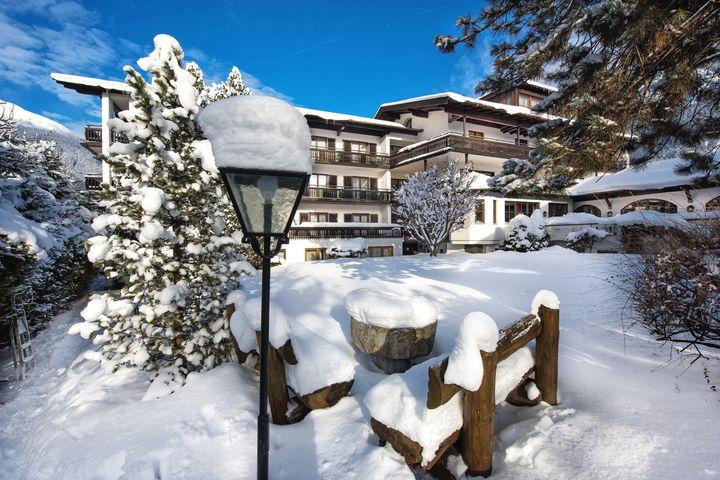 Johannesbad Hotel St. ...