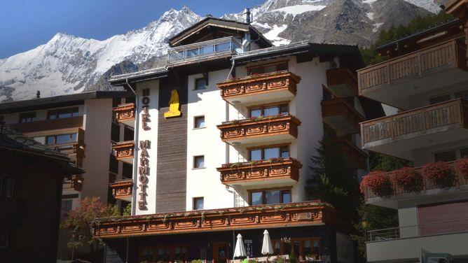 Unterkunft Hotel Marmotte, Saas-Fee,