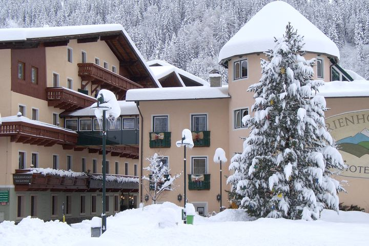 holiday hotel alber alpenhotel