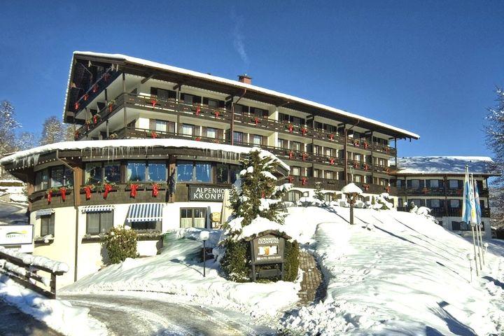 alpine hotel kronprinz