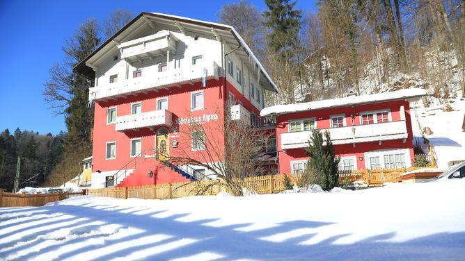 Unterkunft Gästehaus Alpina, Berchtesgaden,