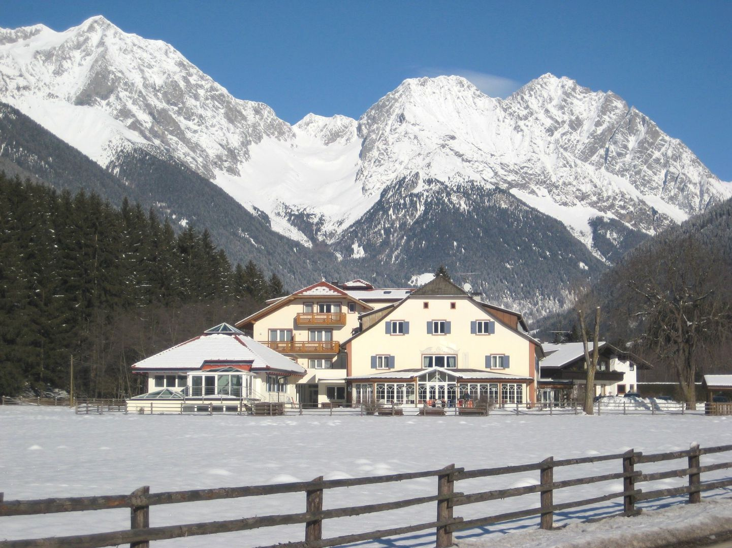 Hotel Bad Salomonsbrunn