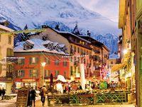 Skigebiet Chamonix