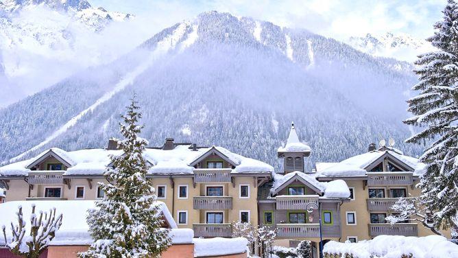 Unterkunft Premium Résidence La Ginabelle, Chamonix,