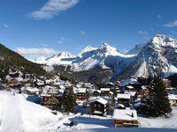 Skigebiet Arosa,