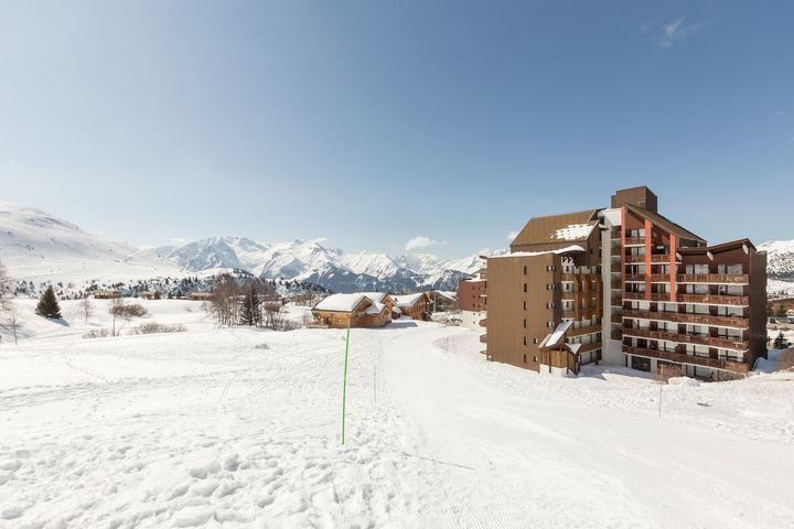 Residence Melezes - Apartment - Alpe d'Huez