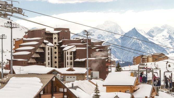 Unterkunft Résidence L'Ours Blanc, Alpe d'Huez,