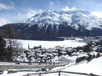 Skigebiet Pontresina (St. Moritz)