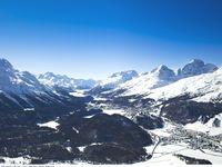 Skigebiet Sils Maria (St. Moritz),