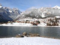Skigebiet Molveno