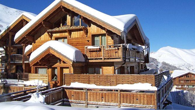 Unterkunft Chalet Harmonie, Les 2 Alpes,