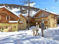 Sestriere (Via Lattea) Skigebiet