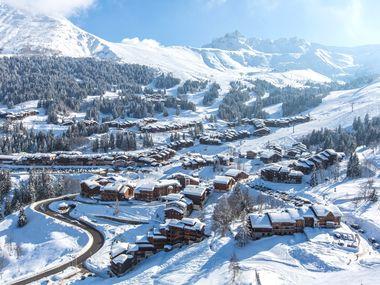 Aanbiedingen wintersport Valmorel inclusief skipas
