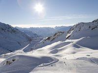 Skigebiet Tschagguns
