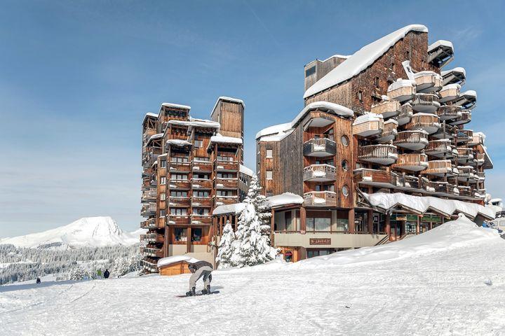Pierre & Vacances Saskia Falaise - Apartment - Avoriaz