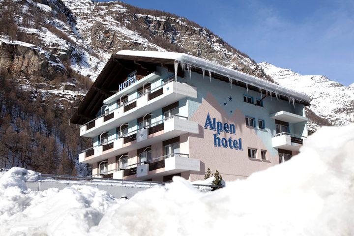 Swiss Budget Alpenhote...