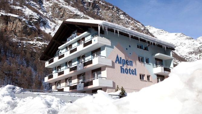Unterkunft Alpenhotel Täsch, Zermatt,
