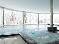 Doppelzimmer/Zustellbett Bad/WC (ca. 34 m²), ÜF