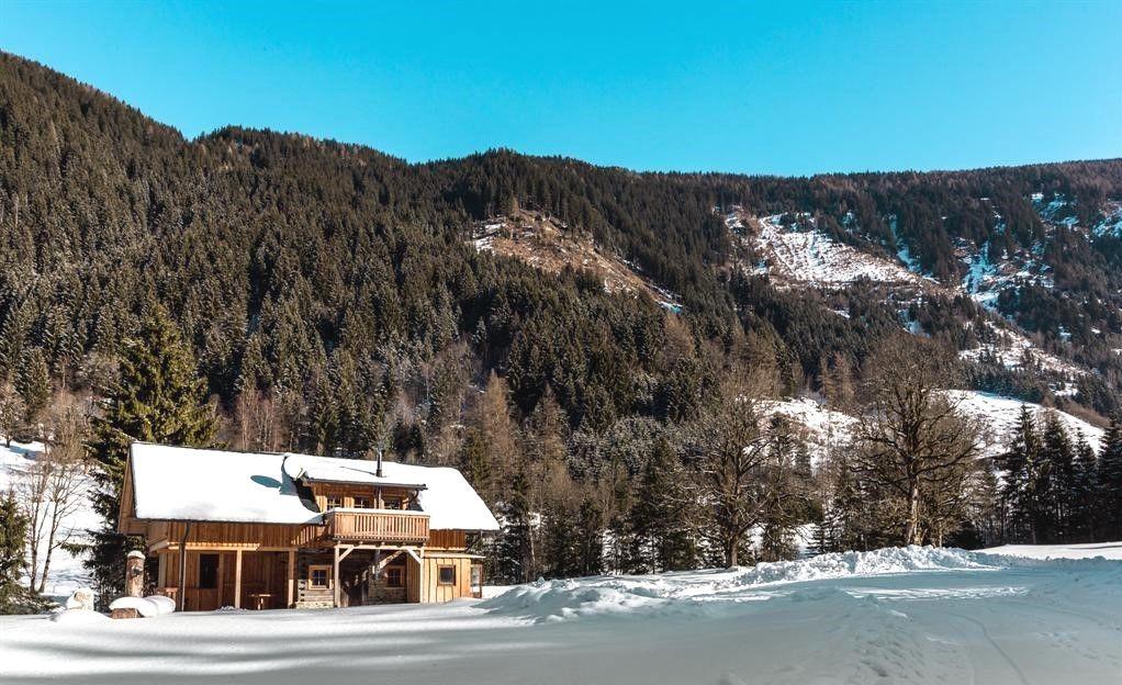 Meer info over Stangllehen Hütte  bij Wintertrex