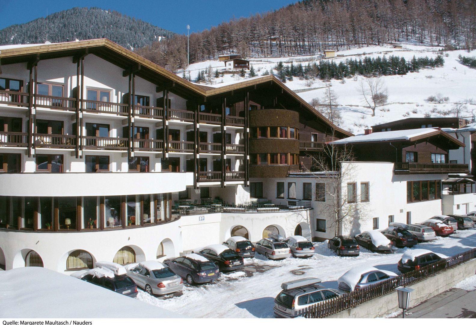 Meer info over Hotel Margarete Maultasch  bij Wintertrex