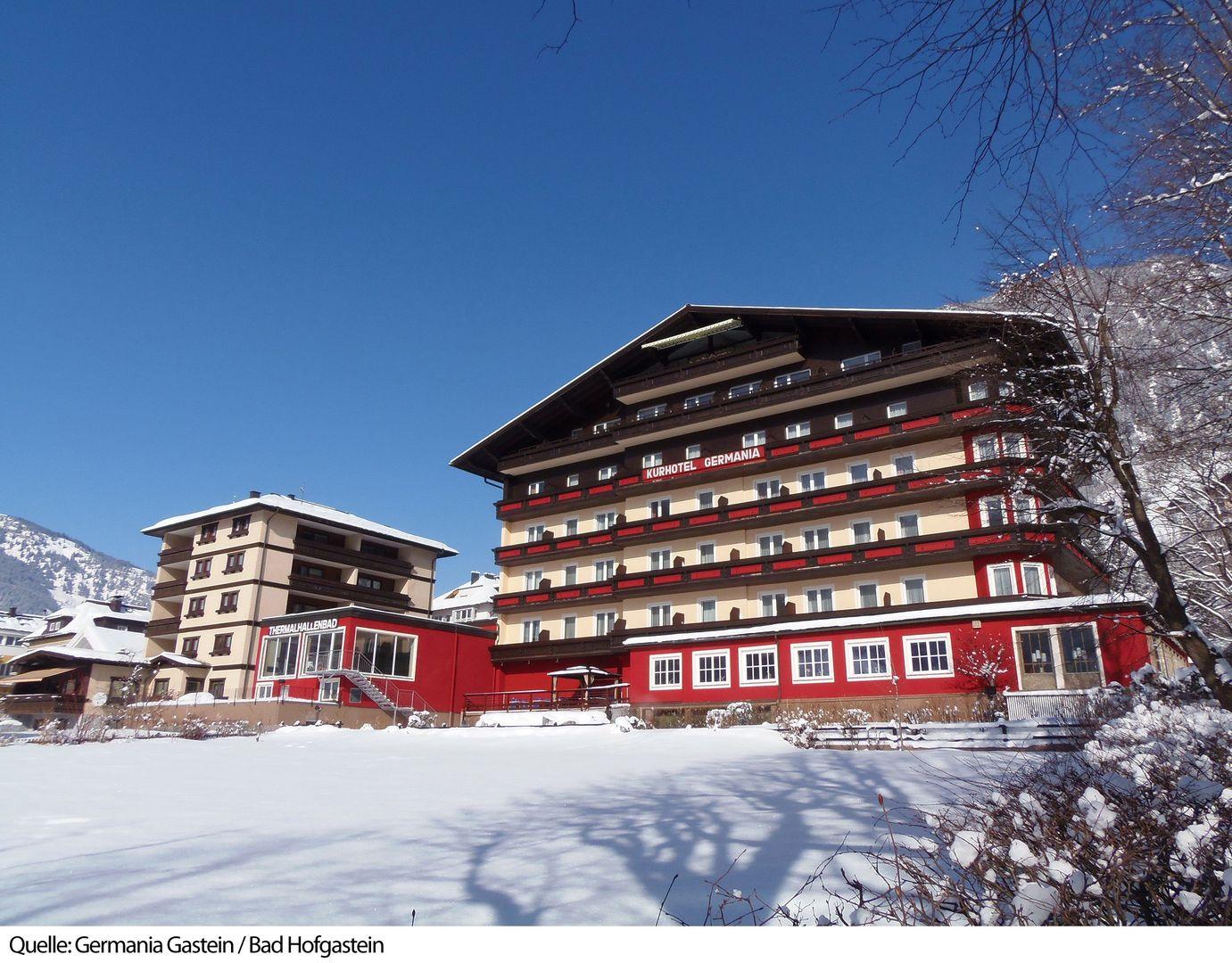 AKZENT Hotel Germania Gastein - Slide 1