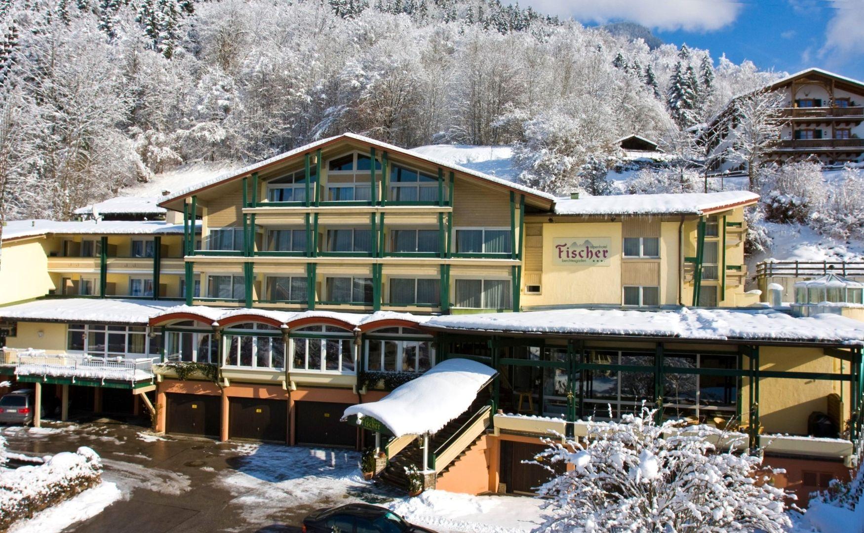 alpine hotel fischer