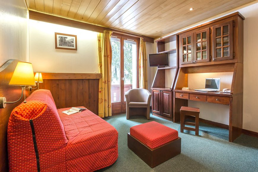 Maeva Le Mont d'Arbois - Apartment - Megève