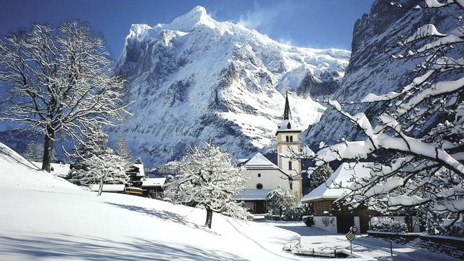 Ski holidays Grindelwald ski deals cheap ski packages lift pass