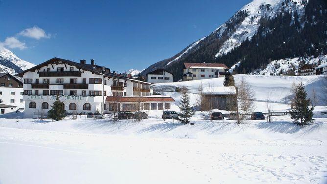Unterkunft Hotel Büntali, Galtür,