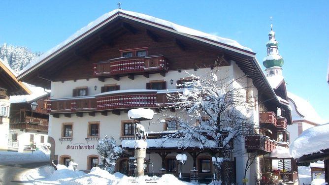 Unterkunft Appartementhaus Starchenthof, Oberau,